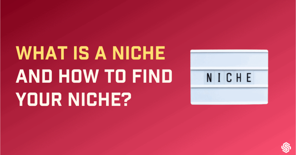 What is a niche and how to find your niche